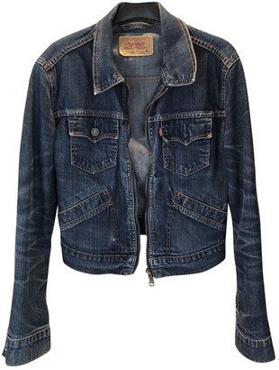 Levi's Denim - Jeans Coat for Women
