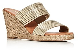 Andre Assous Women's Amy Espadrille Wedge Sandals