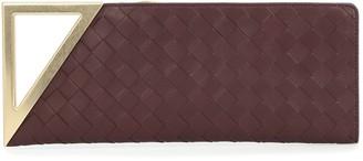 Bottega Veneta Rim Small leather clutch