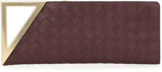 Bottega Veneta Rim Small leather clutch