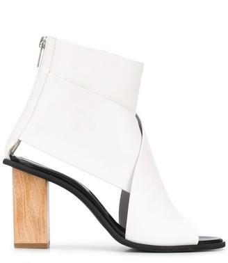 Christian Wijnants Open Toe High Heel Sandals