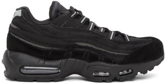 Comme des Garcons Black Nike Edition Air Max 95 Sneakers