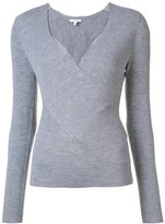 Tome open back jumper - women - Wool - S