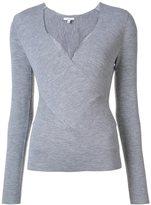 Tome open back jumper - women - Wool - S
