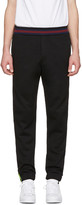 McQ by Alexander McQueen Black Cycle Lounge Pants