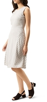 Hobbs London Belle Stripe Dress
