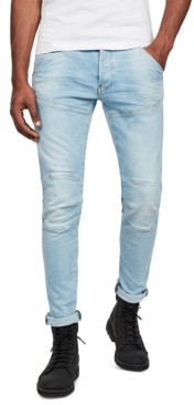 G Star Men's 5620 3D Elwood Slim-Fit Jeans, Created for Macy's