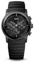 HUGO BOSS 1512639 Chronograph Black Silicon Strap Watch - Assorted Pre-Pack