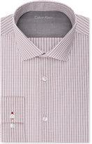 Calvin Klein X Men's Extra-Slim Fit Check Dress Shirt