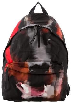 Givenchy Leather-Trimmed Doberman Backpack