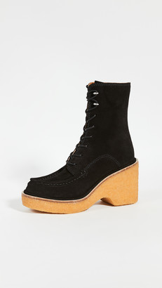 Rag & Bone Scout Wedge Boots