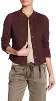 Marrakech Harlow Knit Asymmetrical Zip Jacket
