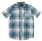 O'Neill Boy's Plaid Woven Shirt
