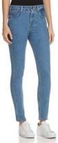 Levi's 721® Selvedge Skinny Jeans in Watermark