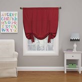 Eclipse Curtains Eclipse 16170042X063CHL Kendall 42-Inch by 63-Inch Blackout Window Single Tie-up Shade, Chili