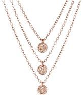 Gorjana 3-Disc Necklace