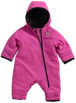 Carhartt Raspberry Rose Quick Duck® Snowsuit - Infant