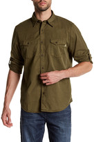 Timberland Regular Fit Twill Cargo Shirt