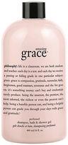 Philosophy amazing grace perfumed shampoo bath and shower gel