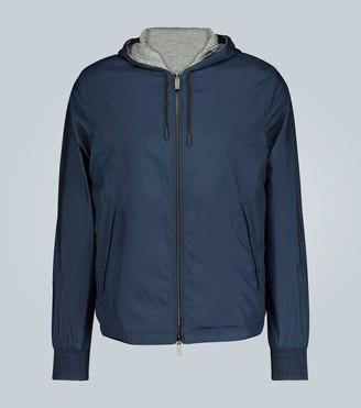 Ermenegildo Zegna Breeze Breaker reversible jacket
