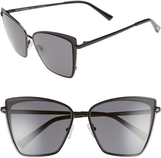 DIFF Becky 57mm Sunglasses