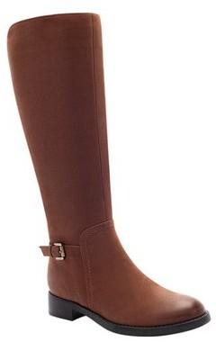 Blondo Evie Waterproof Suede Knee High Boot (Women's)