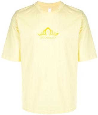 Cottweiler contrast logo T-shirt