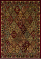 "Dalyn St. Charles WB38 Red 9'6"" x 13'2"" Area Rug"
