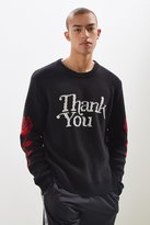 Urban Outfitters Thank You Crew Neck Sweater