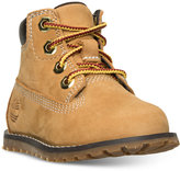 """Timberland Toddler Boys' Pokey Pine 6"""" Zip Up Boots from Finish Line"""
