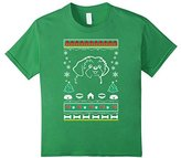 Men's Ugly Xmas Sweater Gifts For Shih Tzu dog lovers XL