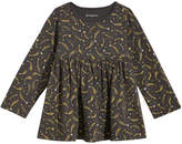First Impressions Star-Print Cotton Babydoll Tunic, Baby Girls, Created for Macy's