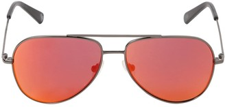 Stella McCartney Kids Aviator Metal Sunglasses