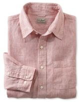 L.L. Bean Bean's Linen Shirt, Slightly Fitted