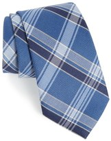 Nordstrom Men's Shadow Plaid Wool & Silk Tie