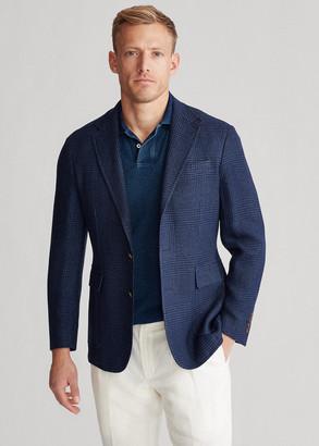 Ralph Lauren Soft Glen Plaid Sport Coat