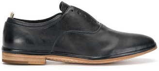 Officine Creative California laceless oxford shoes