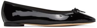Repetto Black Patent Narde Ballerina Flats