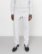 Champion All Over Print Track Pants Grey
