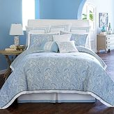 JCPenney Cindy Crawford Style® Lakota Paisley Comforter Set