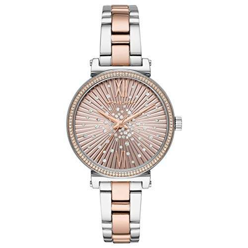 589ae4baa38a Michael Kors Watch Silver And Gold - ShopStyle UK