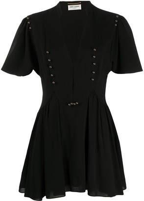 Saint Laurent Skater dress