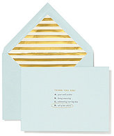 Kate Spade Bridal Thank You Note Card Set - All of the Above