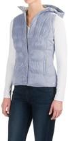 White Sierra St. Helens Hooded Vest - Insulated (For Women)
