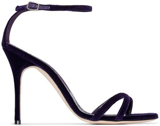 Manolo Blahnik Paloma 105 sandals