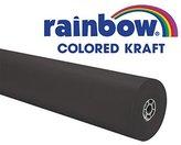 Pacon Corporation Pac66301 Rainbow Kraft Roll 100 Ft
