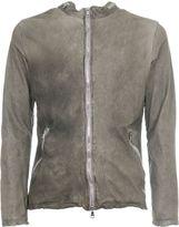 Giorgio Brato Classic Leather Jacket