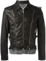 Golden Goose Deluxe Brand 'Grent' biker jacket