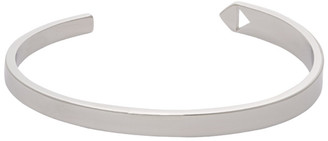 Paul Smith Silver Fine Bracelet