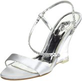 """FABULICIOUS LOVELY-417 Women's Hot New Fashion 4"""" Sling Back Wedge Sandal, Color:, Size:10"""
